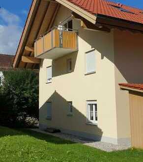 3 Zimmer Neubauwohnung im Dachgeschoß mit Bergblick