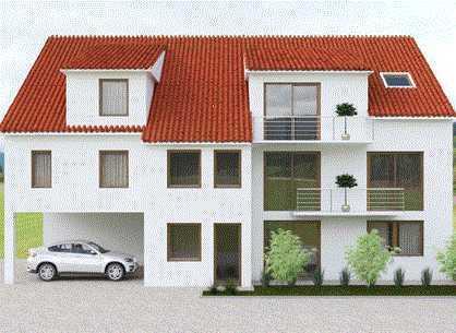 DG-Eigentumswohnung, Neubau, Erstbezug