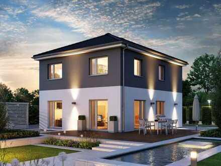 Modernes Wohnen auch auf kleinen Grundstücken!
