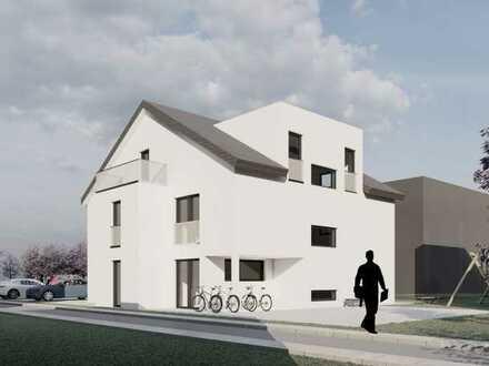 Erstbezug mit Balkon: exklusive 4,5-Zimmer-DG-Wohnung in Aichwald