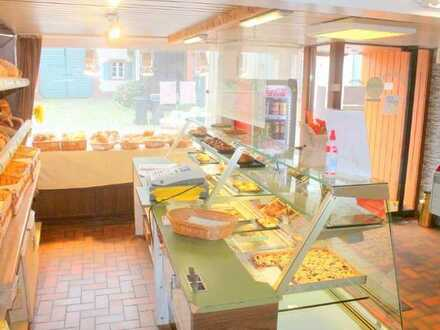Ihre Bäckerei in der Altstadt von Schopfheim mit viel Potential und eigener Wohnung