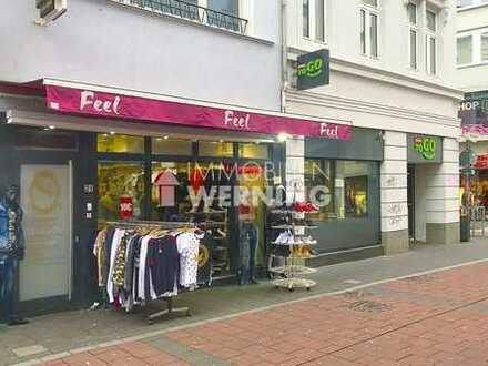 Provisionsfrei: ca. 93m² Ladenlokal in Bonner Fußgängerzone, Wenzelgasse