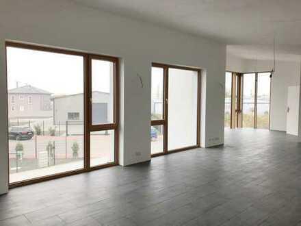 # Traitteur Immobilien- Neubau Erstbezug: Respräsentative Bürolandschaft
