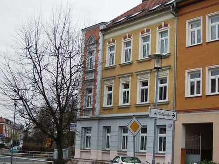 Helle, großzügige Räume/2-Zimmer-DG- Wohnung ( inkl. Kfz-Stellplatz) im Ortsteil Böhlitz-Ehrenberg