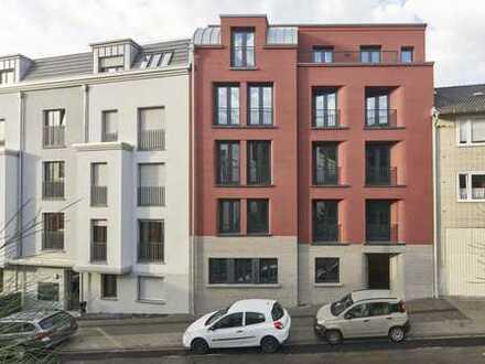 Erstbezug mit Balkon - individuelles Wohnen am Lousberg -