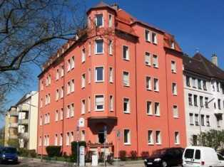Schöne 2 ZKB Wohnung im beliebten Bismarckviertel