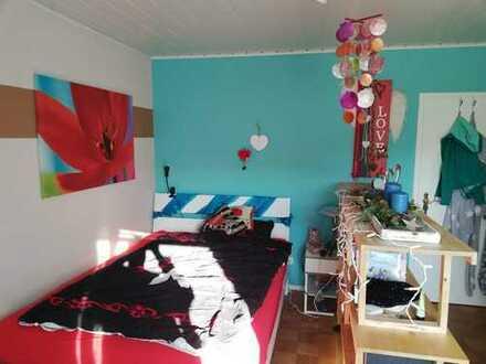 Schönes, möbliertes WG-Zimmer in zentraler Lage (HU/Ffm.) sucht neue, entspannte und nette/n Mitbewo