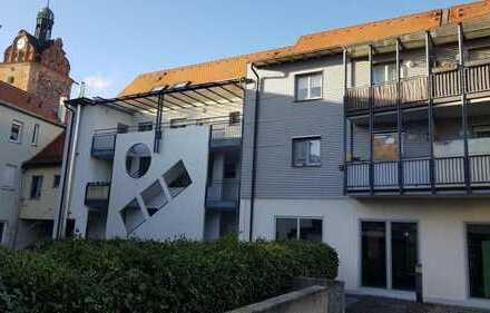 Neugebaute Eigentumswohnung in Delitzscher Innenstadt