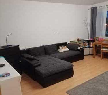 Freundliche 2-Zimmer-Wohnung mit Balkon und Einbauküche in Celle