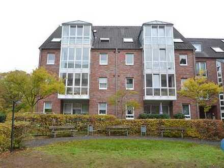 Zu Fuß zur Burg Linn: Hübsche 3 Zimmerwohnung mit verglastem Balkon