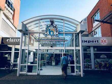Ladenlokal ca. 160 m² in der Rathausmarktgalerie Viersen