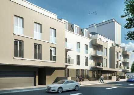 Neubauprojekt Curvum Bad Homburg - 2 Zimmer Wohnung