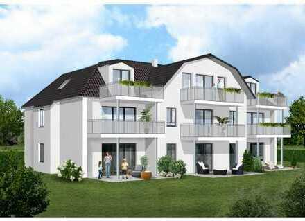 Schöne 2-Zimmer-EG-Wohnung mit Garten in 9-Familien-Haus