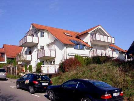 Schöne, gepflegte 3-Zimmer-Wohnung mit Balkon in Wannweil