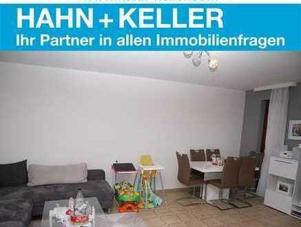 Kleine und friedliche Hausgemeinschaft! Attraktive 3 Zimmer Wohnung mit sonnigem Balkon!