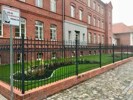 Barrierefreie, großzügig ausgestattet 4-Raum-Wohnung mit Balkon und Aufzug am Goethepark