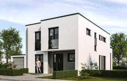 Bonn-Duisdorf - Architektenhaus - Neubau - freistehendes Einfamilienhaus mit Keller