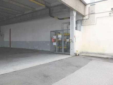 25_VB3539VH Gewerbeanwesen mit mehreren Hallen, Bürotrakt und großer Freifläche / Außen Nord