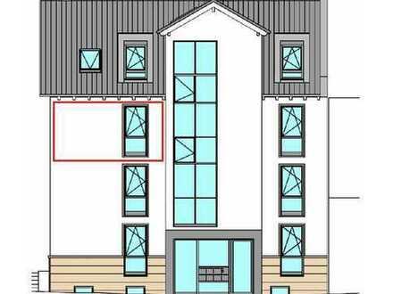 Neubau: 2. Obergeschoss 3-Zimmer-Komfort-Wohnung