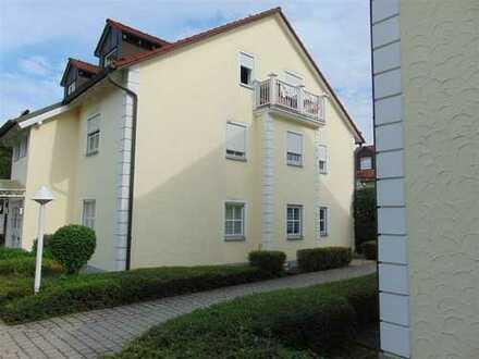 Kapitalanlage in Ingolstadt! Vermietete 2-Zimmerwohnung mit Balkon