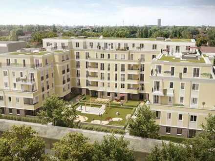 Wohntraum mit zwei Dachterrassen - jetzt Rohbau besichtigen!