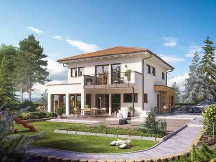 Auf einem genialen Grundstück , in zwei Etagen wohnen...