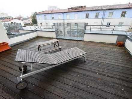 Modernes 5-Zi. Reihenmittelhaus mit Dachterrasse und 2 Bädern zwischen Uni und Altstadt in Regens...