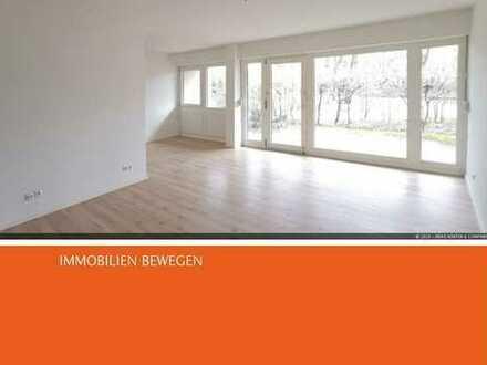 Barrierefreie Wohlfühl - Erdgeschosswohnung ! Sofort verfügbar !
