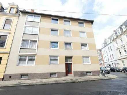 4-Zimmer-Dachgeschosswohnung in Bremerhaven