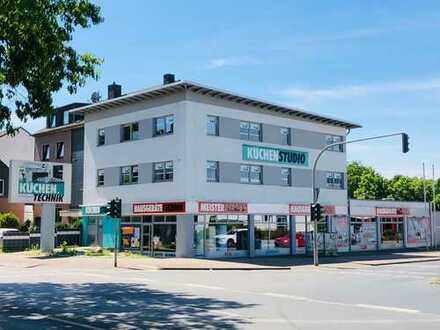 Geschäftshaus , zur Zeit Küchenstudio und Verkaufsräume