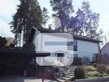 EFH mit großem Grund in Röttenbach... in dieser Lage würde gerne jeder wohnen