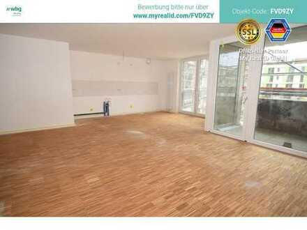 Für Familien und Berufstätigen-WG´s! Neubauwohnungen mit Parkettboden und großer Loggia!