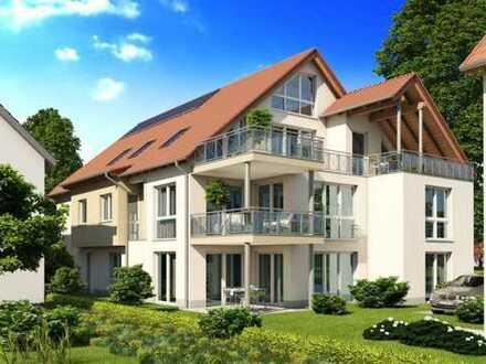 Neubau-Erstbezug 3 Zimmer Wohnung inkl. 27m² Galerie