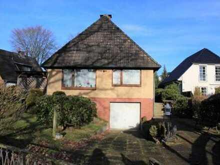 Wohnen am Naturschutzgebiet - Einfamilienhaus zu verkaufen!