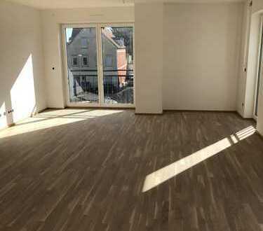 Erstbezug! Exklusive 2 ZKB mit Dachterrasse: in Augsburg - optimal für Münchenpendler