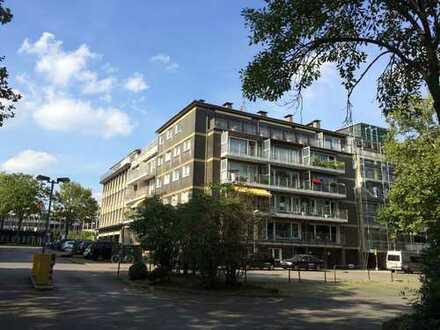 Neuwertige 3 Raum Wohnung mit 87 m² im 4. OG und Balkon am Stadtgarten/Rüttenscheid