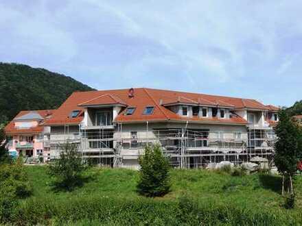 Komfortwohnung für gehobene Ansprüche - Neubau in Bad Ditzenbach