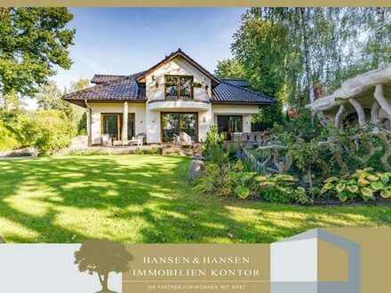 Villa in exklusiver Lage von Lemsahl-Mellingstedt