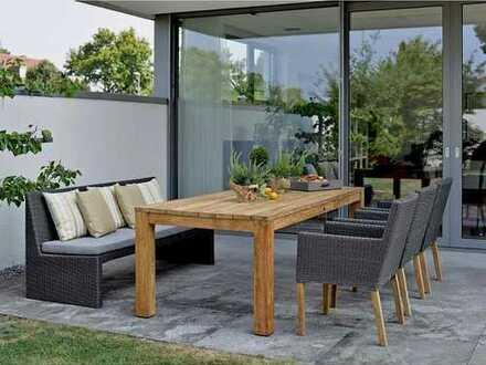 EG-Wohnung mit Terrasse und Garten