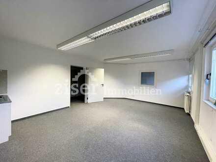 Büro mit großem Lager und Zufahrt im Untergeschoss -Gewerbepark Denzlingen-