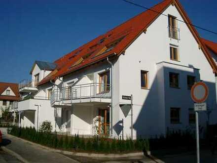 2-Zi.-Maisonette, 56qm, DG1+2, Einbauküche, Bad, Südbalkon, Tiefgarage