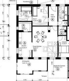 Gepflegte 5-Zimmer-Wohnung mit Terrasse und Garten in Deggendorf / Seebach