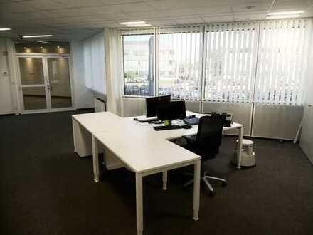 KA-Hagsfeld: PROVISIONSFREI! Arbeiten in repräsentativem und außergewöhnlichem Bürokomplex an der A5