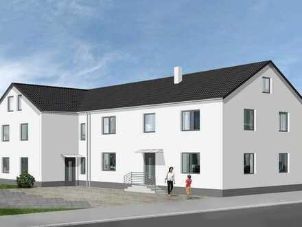 Gepflegte, Neubau und sanierte 3 - 4 Zimmer-Wohnung mit Terrasse in Hügelsheim