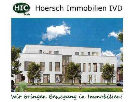 """""""Longlife Wohnpark"""": Erstbezug ca. 68 m² als 2-Zimmer-Erdgeschosswohnung mit eigenem Garten"""