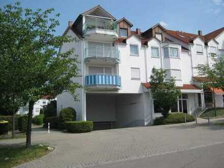 Tiefgaragenstellplatz (Duplex unten) in Diedorf - Rathauspark !