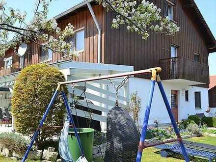 Schwifting bei Landsberg: Große DHH mit 6 Zimmern, sonniger Südterrasse und schönem Garten!