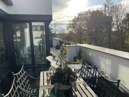 OF-Buchrainviertel: Penthouse im gehobenen Wohnsegment mit erstklassiger Ausstattung, Bj. 2015