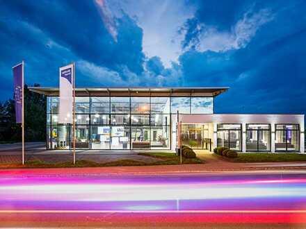 Modernes Büro- und Geschäftsgebäude in hervorragender Lage