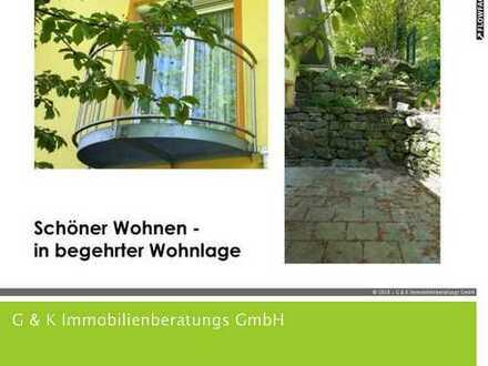 Moderne Einliegerwohnung mit separatem Eingang, 2 Terrassen **Bad Soden**